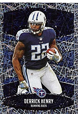 2018 Panini NFL Stickers Collection #164 Derrick Henry Tennessee