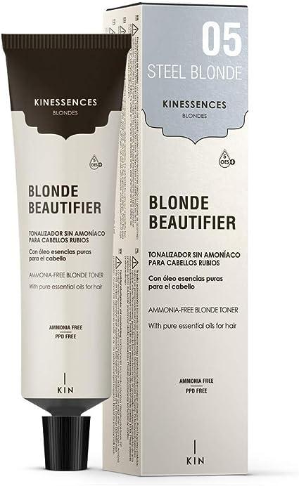 Kin Cosmetics Blonde Beautifier 05 - Coloración sin amoniaco ...