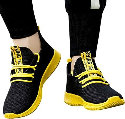 Darringls Zapatillas de Deporte para Hombre, Zapatillas Deporte ...