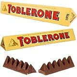 Savicent Toblerone 2 Packs Of 100 Grams Swiss Chocolates