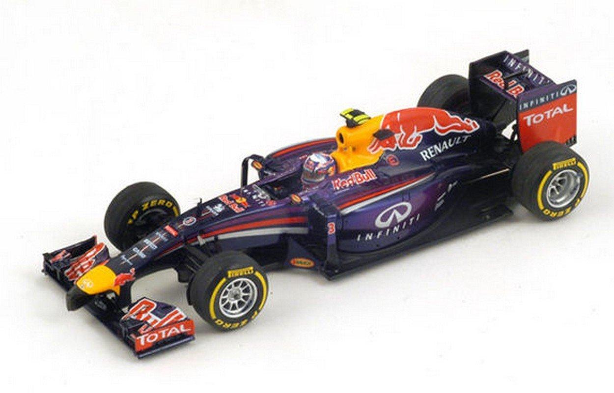 comprar ahora Spark Spark Spark Model S3086 Red Bull D.RICCIARDO 2014 N.3 2nd (DSQ) Australian GP 1:43  descuento de ventas en línea