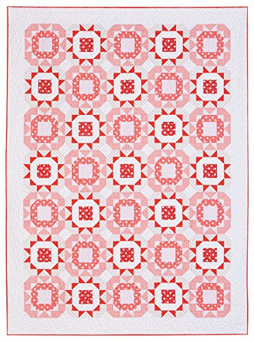 Connecting Threads Twin Quilt Kit (Apple Dumpling)