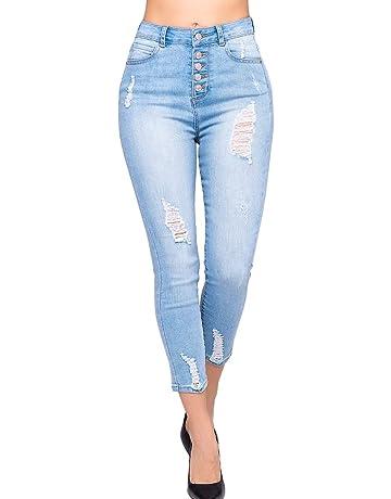 Jeans Para Mujeres Amazon Com Mx