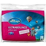 Silentnight Ultrabounce Hollowfibre Pillow, Pack of 2