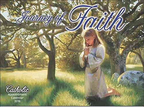 Journey of Faith - Catholic 2018 Wall Calendar - 18