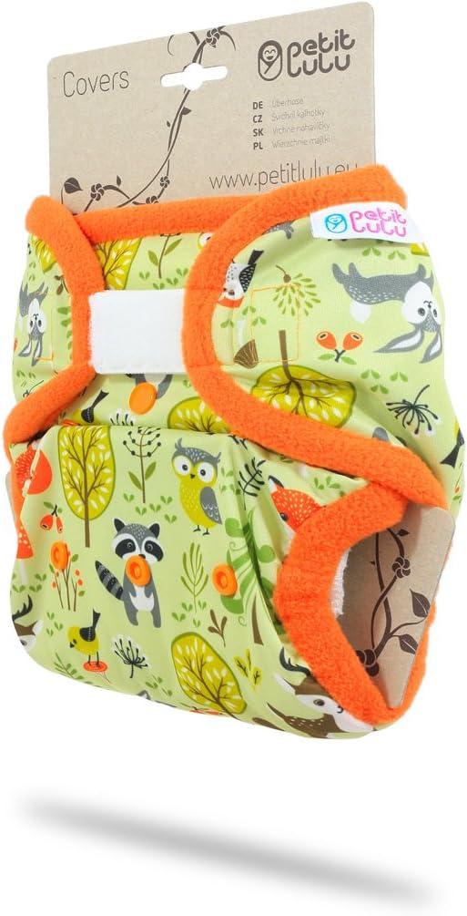 4-15kg para pa/ñales de tela Forest Animals Petit Lulu Cobertor Talla /Única