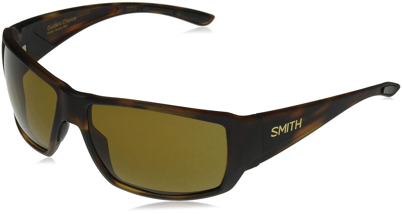 a50cc48bf1d Amazon.com  Smith Guides Choice Techlite Glass Sunglasses