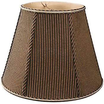 Amazon.com: Royal Designs Round Empire Designer Lamp Shade