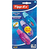 Tipp-Ex Micro Tape Twist Ruban Correcteur 2+1 Gratuit