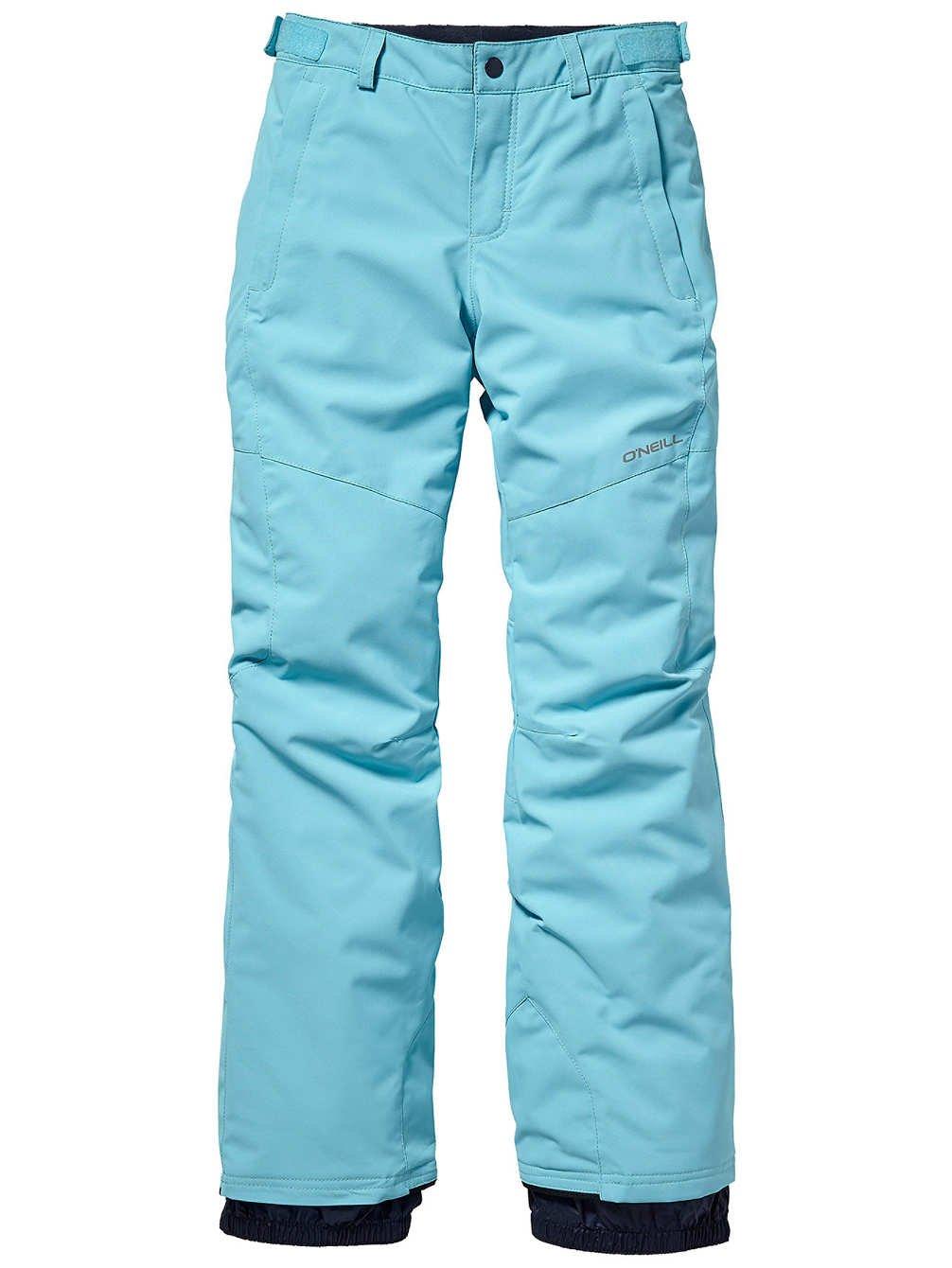 Island bleu 164 cm O'Neill Charm Pantalon de Snowboard pour Fille 5XL