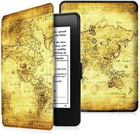 Fintie SlimShell Funda para Kindle Paperwhite: Amazon.es: Electrónica
