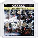 GITZIT Radon Spinner Kit (10-Pack), Assorted