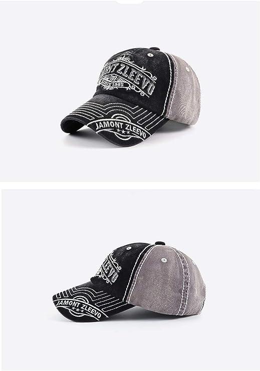 Vbfgtg Boxing Club Since 1971 Denim Hats Washed Retro Baseball Cap Dad Hat