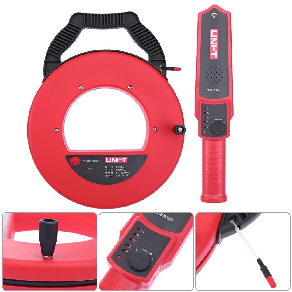 Starnearby UT661A - Detector de tuberías de pared (impermeable, PVC, IP67): Amazon.es: Bricolaje y herramientas