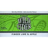 BBWC Apple & Fingerlime Cider Case 24 x 330ml bottles