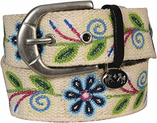 Equine Couture Lilly Cotton Belt ()