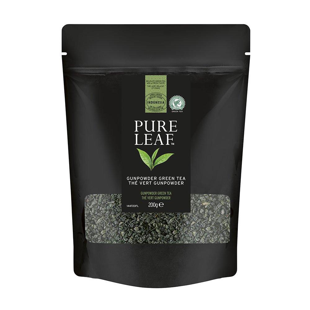Pure Leaf Gunpowder Green Tea Loose Leaf 200g x 4 Packs (Total 532 servings)