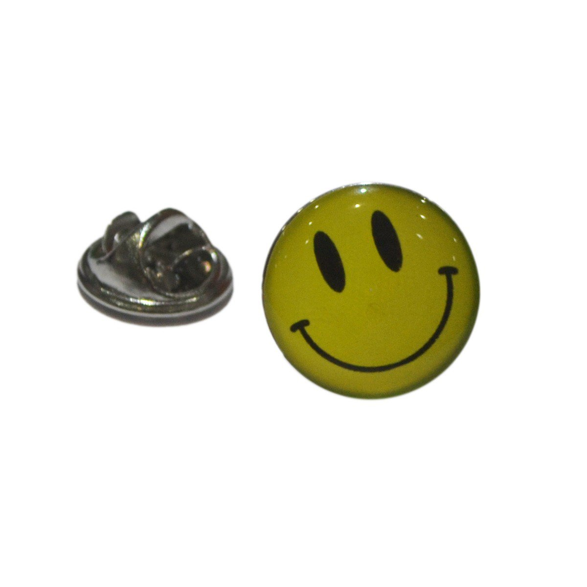 Jaune Happy Smiley World Bijoux Fantaisie Badge Pin's GTR-Lapel Pin Badge