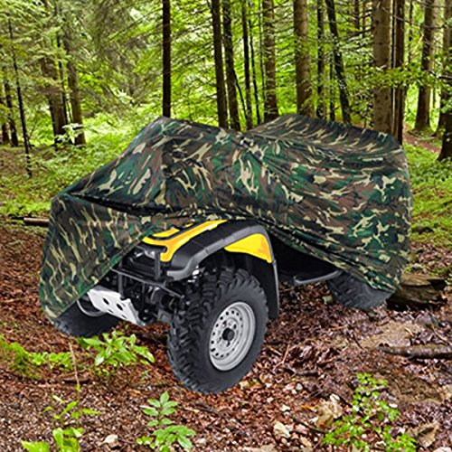 (HEAVY DUTY WATERPROOF ATV COVER FITS UP TO 99