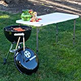 Lifetime Height Adjustable Craft Camping and