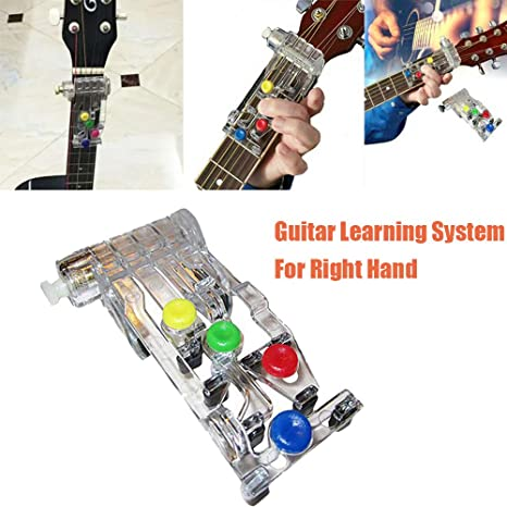 Konesky Sistema De Aprendizaje De Guitarra Acorde De Una Tecla ...