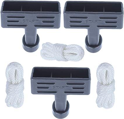 Podoy Recoil Handle Pull Starter for Honda GX160 GX200 GX240 GX270 GX340 GX390 Lawnmower