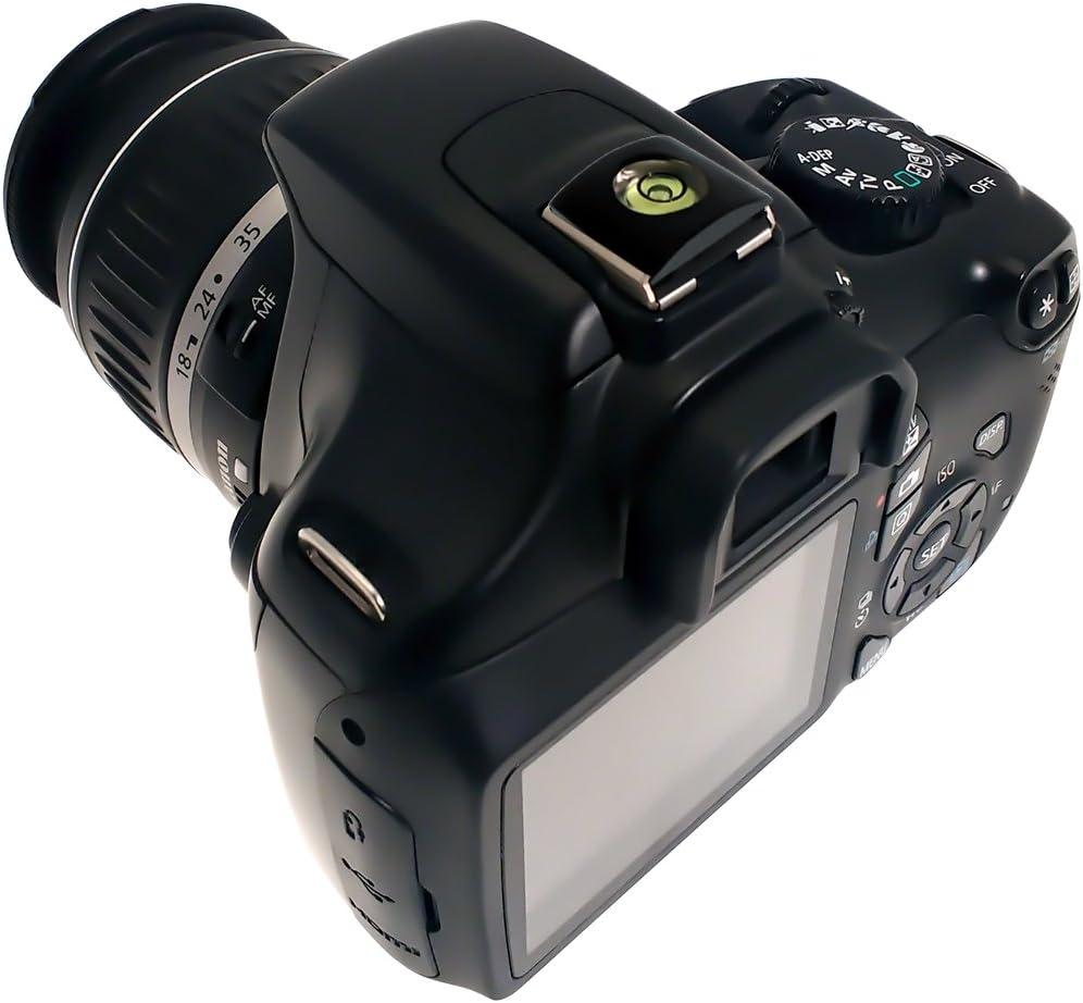 Optix Pro U6327 Protección Hot Shoe con Nivel de Burbuja para SLR ...