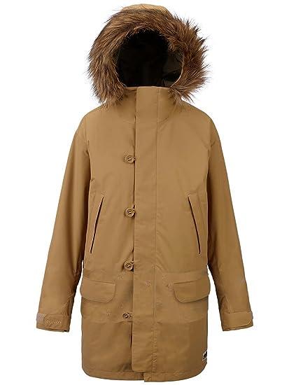 82a3f4c570daf Burton - Veste De Ski Snow Cerena Parka Camel - Femme - Taille XS ...