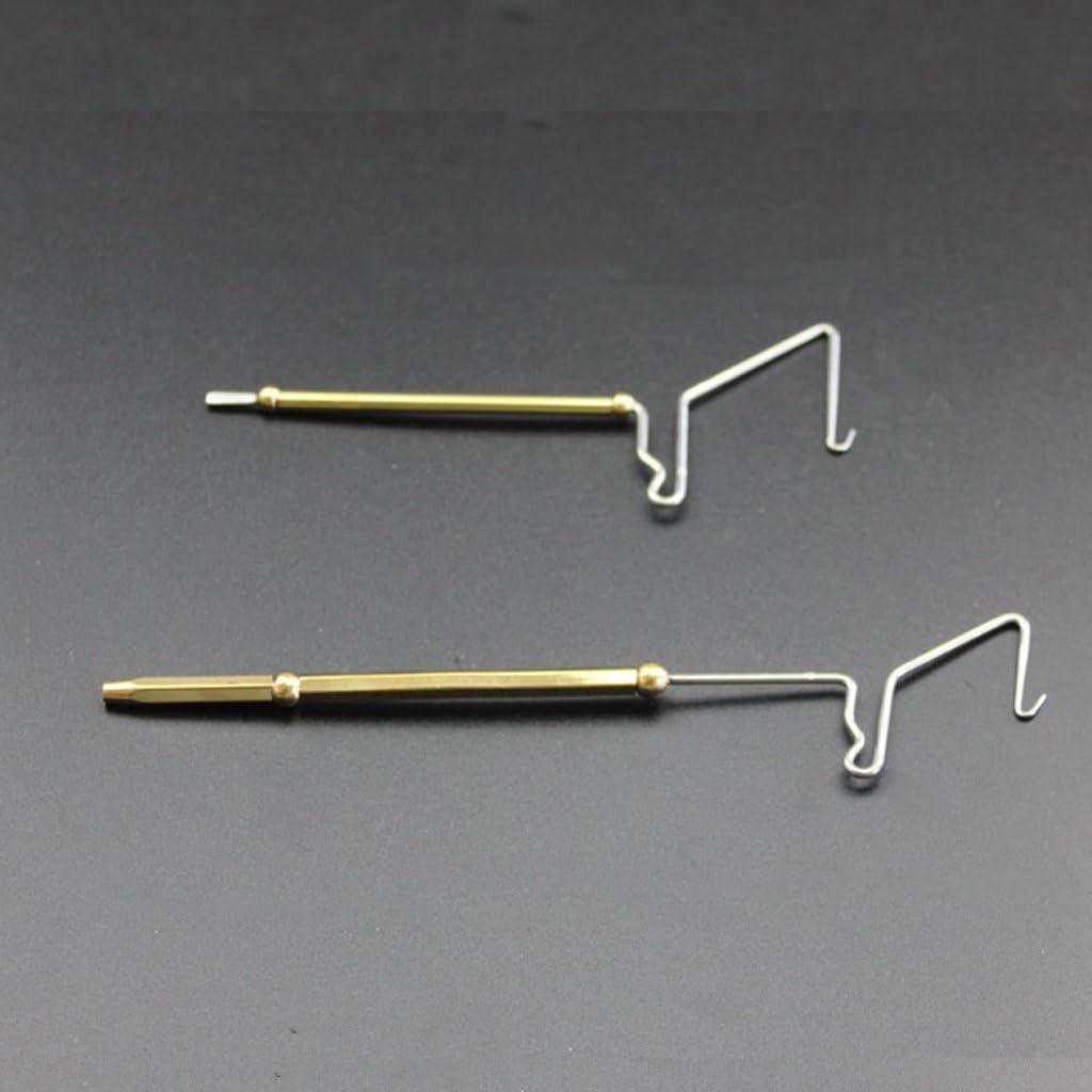 Sharplace 1 St/ück Dubbing Fliegenbindewerkzeug Kopierwerkzeug Binden Fliegen