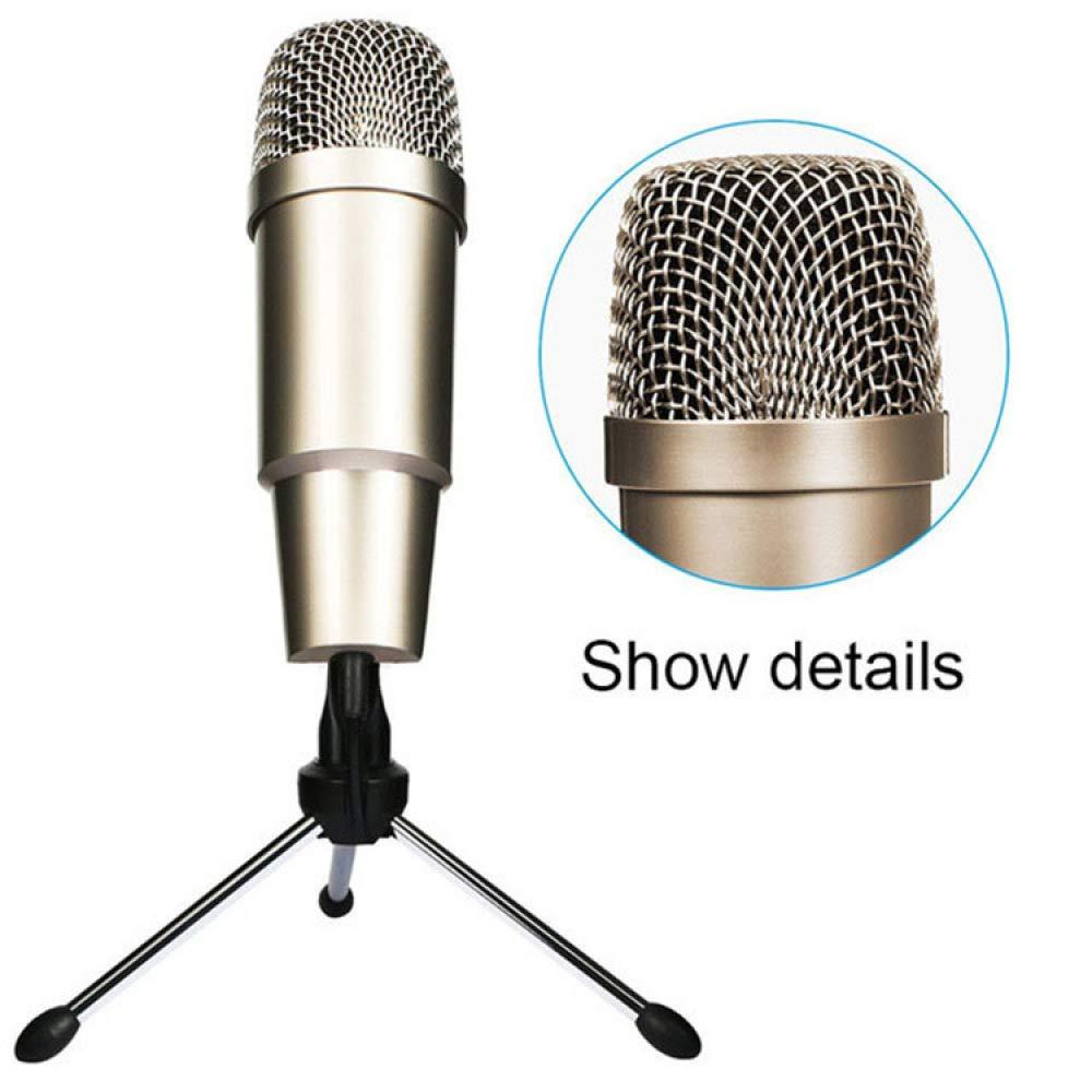 THINKMIC USB Drive-free Plug and Play microphone (heart