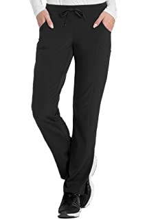 5523da9d0e2 Med Couture Women's 4-Ever Flex Stretch 2 Cargo Pocket Slim Fit Scrub Pant