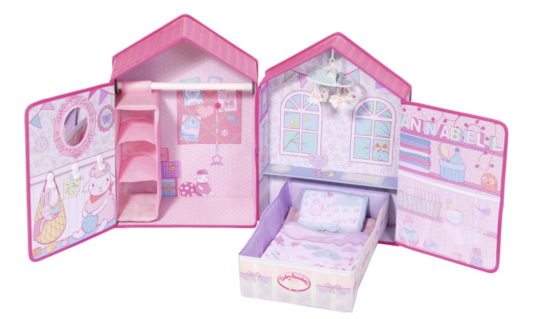 Zapf Creation Baby Annabell Bedroom Toy 794425