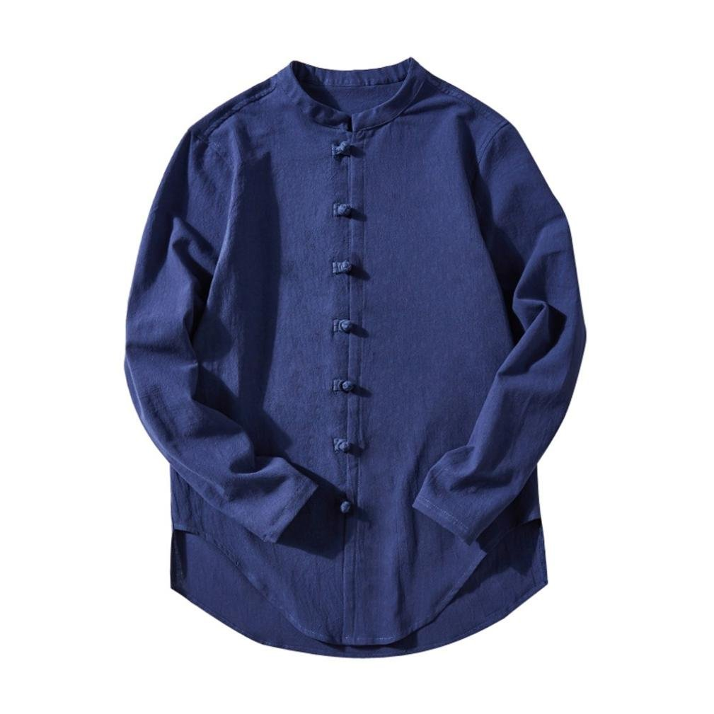 433c76cce Fashion Button-down Design, spread, or cutaway collar and pocket at  chest,soft feel and maximum comfort, Concise and Easy, Fashionable ...