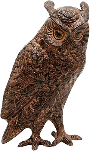 Achla Designs Great Horned Owl Garden Statue