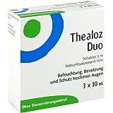 Thealoz Duo Collirio 3x 10ml