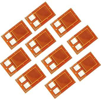 Icstation BF350-3AA 350 ohm Foil Resistance Strain Gauge Sensor, Pressure  Sensor, Load Cell(Pack of 10)