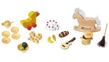 Goki so accessori casa delle bambole amazon giochi