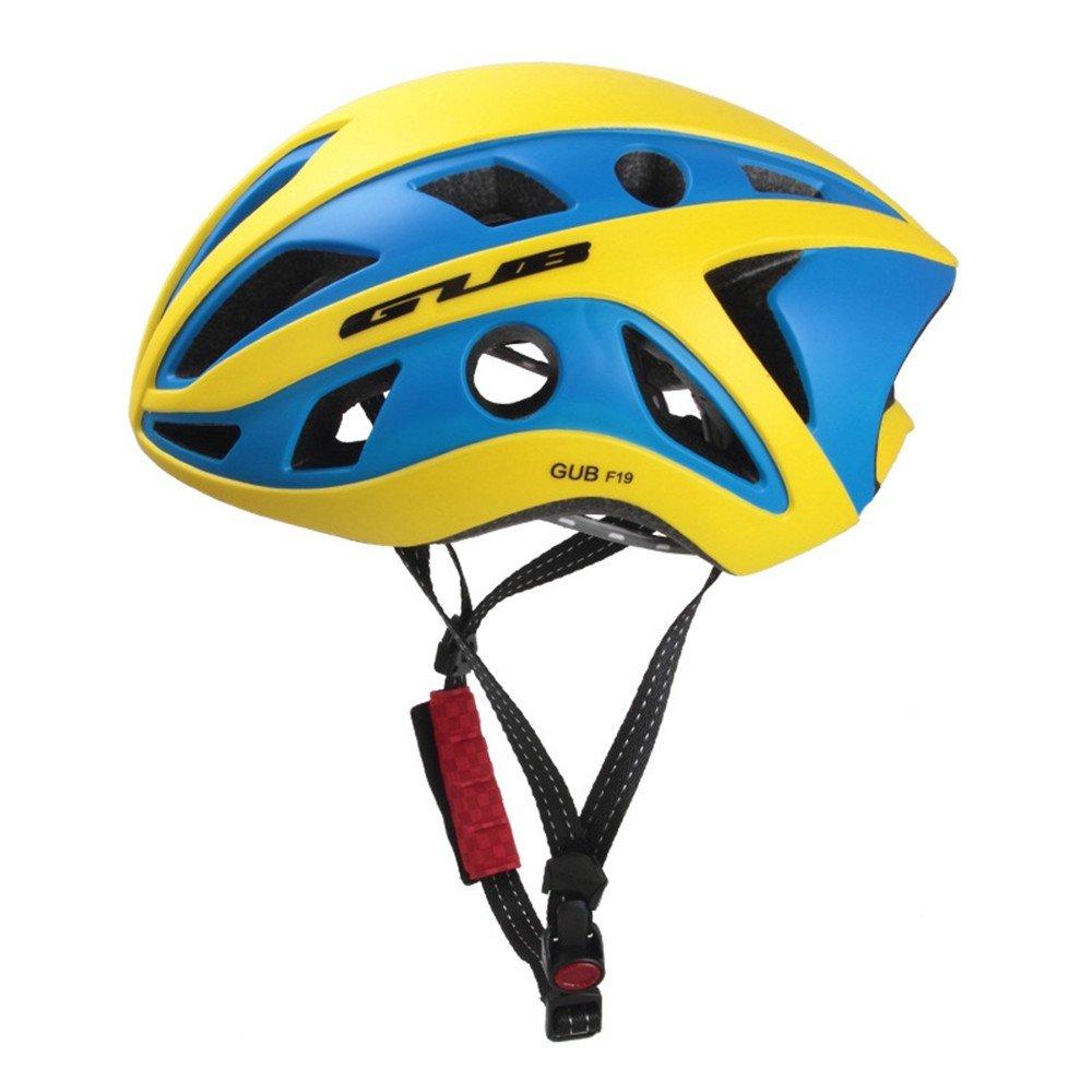 LOLIVEVE Mountain Bike Integral Reithelm mit Brille und Brille Für Die Komfortable Fahrt Im Freien Anpassung