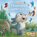 Disney Bunnies:  Thumper Counts to Ten (Disney Picture Book (ebook))