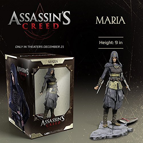 Chloe Twin (Ubisoft Assassin's Creed Movie Maria Figurine Statue)