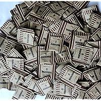Mawana Brown Sugar Sachets - 200 Pcs