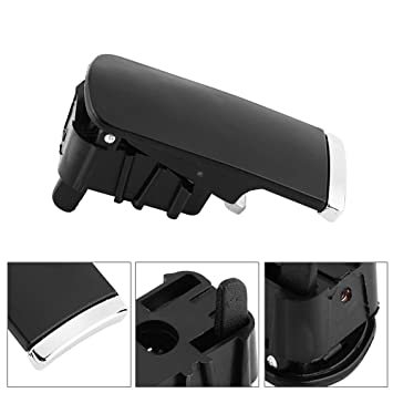 Black Left Hand Drive Glove Box Lid Handle Glove Box Buckle Handle Puller for A4//8E//B6//B7 SI-A0290