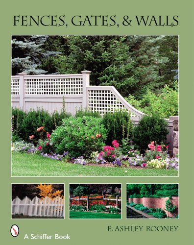 Download Fences, Gates and Walls PDF