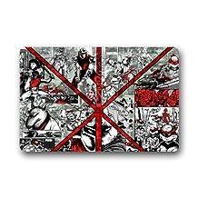 "Shopping heaven Teenage Mutant Ninja Turtles Fabric & Non-slip Non-woven Pattern Custom Doormat (23.6"".7"")"