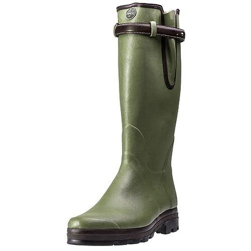15a38cc277d Le Chameau Vierzon 50 Os Mens Wellington Boots: Amazon.co.uk: Shoes ...