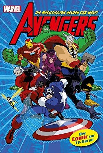 Avengers TV-Comic, Bd. 1 (Einsteiger-Comic)