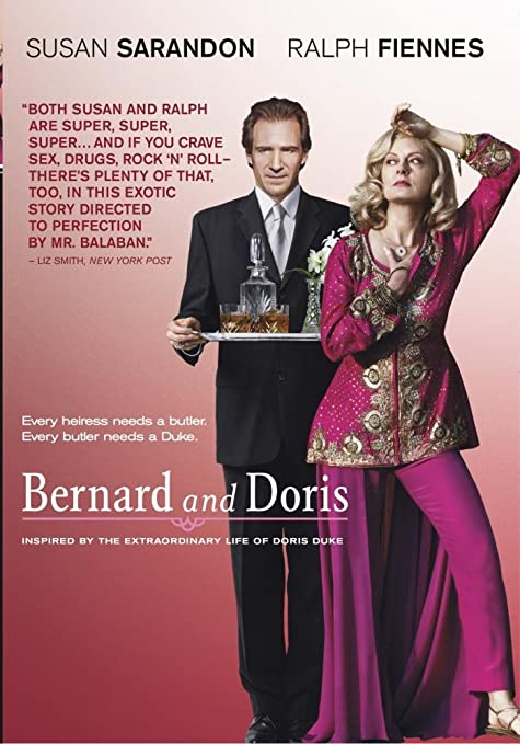 Bernard and doris dvd cover dvd covers & labels by customaniacs.