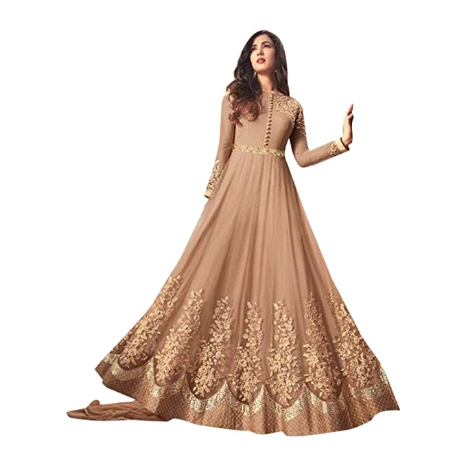 ETHNIC EMPORIUM Indian Bollywood Malaika anarakali Traje ...