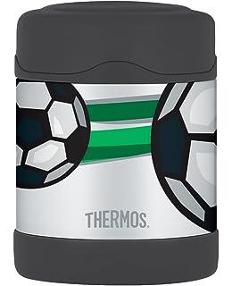 thermos soccer sportflasche 355 ml