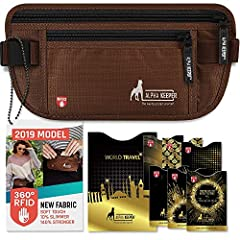 Introducing The New Money Belt With Password & Credit Card Protector: A Must Have Package For Those Who Want To Travel With ULTIMATE SAFETY  When you travel often, you will inevitably have to deal with pickpockets, con artists and even wi...